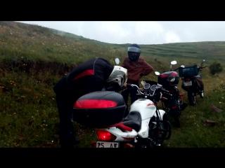 Motosiklet gezisi...