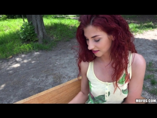Shona river (curly-haired euro babe begs for it) [porno, anal, all sex, hd 720p]