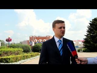 Алексей Диденко первым в России подал документы на участие в выборах Госдумы