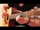 Настоящий виртуоз игры на гитаре