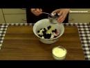 Салат из крабовых палочек с крутонами