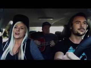 Когда в машине нет магнитолы) голос супер