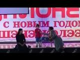 Татьяна Александрова. Домовенок Кузька. Рассказывает Диана Ботыгина 3 года