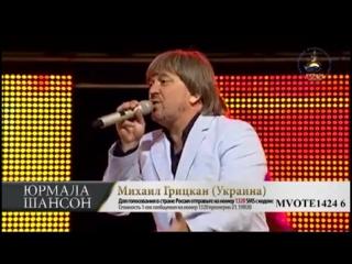 Мікс кращих пісень - Михайло Грицкан