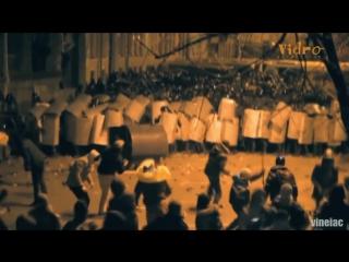 Maidan. Ukraine. Revolution