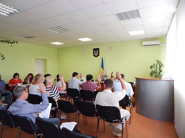 VII сесія Печенізької  районної ради