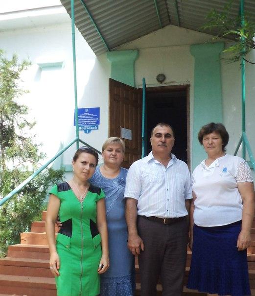 Печеніги відвідав народний художник України Сейфаддін Гурбанов