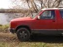 Chevrolet - S10 Blazer (тест драйв обзор)