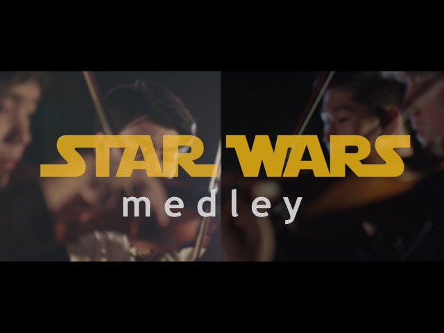 Star Wars Medley Orchestral Cover