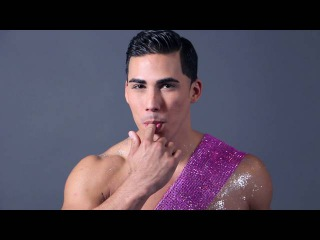 Naked Guy Pops Out Of Birthday Package: Topher Dimaggio