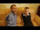 Ник Вуйчич встретился с необычным белорусским мальчиком Адамом