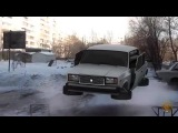 Back to the Future Lada