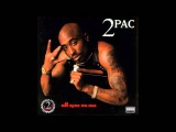 2Pac - Picture Me Rollin' feat. CPO, Danny Boy, Big Syke (All Eyez On Me 2CD 1996)