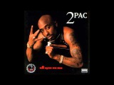 2Pac - Heaven Ain't Hard 2 Find feat. Danny Boy (All Eyez On Me 2CD 1996)