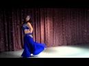 Лилия Фурат - EASTWEST International Dance Festival 2012 (1 место)