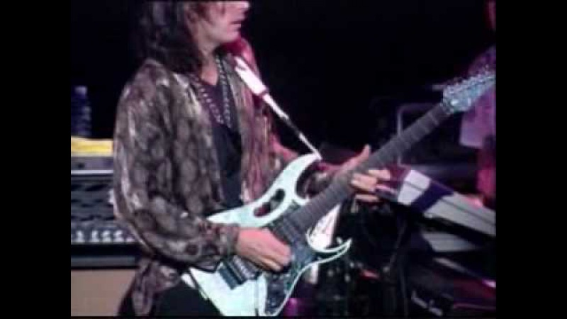 STEVE VAI, ANDY TIMMONS SIMON PHILLIPS - powerhead
