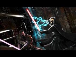 Звёздные войны кино в поединки 2 Вейдер против Джедай