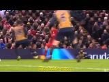 Ливерпуль - Арсенал 3-3 (13 января 2016 г, Чемпионат Англии) Обзор матча