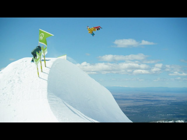 Peace Park 2015 Full Video   Danny Davis   Mountain Dew x Burton