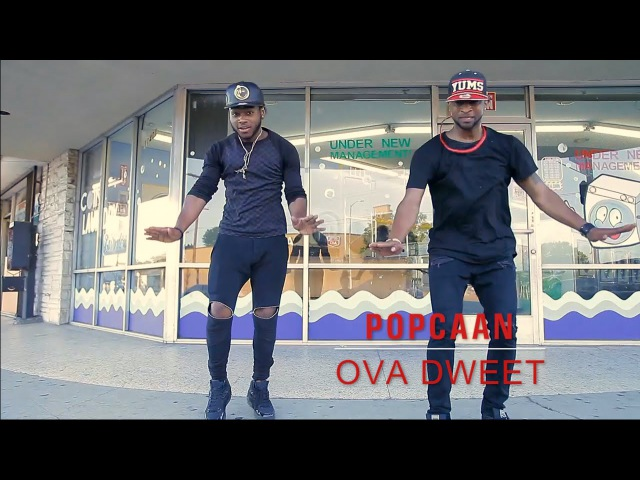 Popcaan Ova Dweet Dancehall Choreography by Lorenzo Hanna and Kemar Higgins