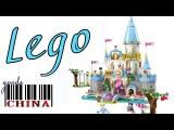 LEGO Disney Princesses Романтический замок Золушки c Алиэкспресс. Товары из Китая с Aliexpress.
