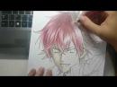 Speed Drawing Sakamaki Ayato Diabolik Lovers