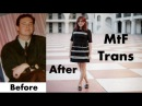 Male to Female Transgender Transition - 11 years HRT - MtF Timeline - Dramatic Changes