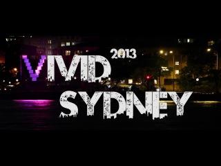 Vivid Sydney 2013 timelapse