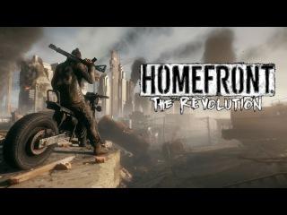 Превью обзор игры Homefront: The Revolution