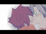 клип по аниме учитель киллер реборн-цуна и гокудера (яой) под песню hard-fi_-_sweat_(zvukoff.ru).mp3