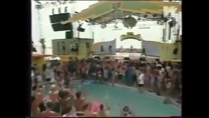 Spice Girls @ MTV The Grind Panama City Beach 18.03.1997