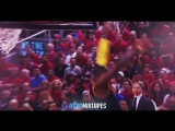 LeBron James Crushes Alley-Oop