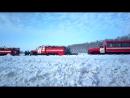 ДТП на трассе М5 29.01.2016 под Челябинском