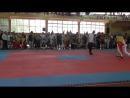 Чирва Влад 2 раунд 1 бой