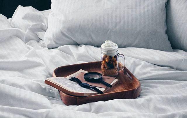 чай в постель