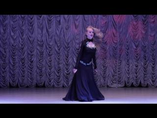 восточные танцы, ираки,  Гладушко Диана