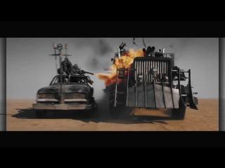 [Безумный Макс: Дорога ярости \ Mad Max: Fury Road](2015) Rev Theory — Hell Yeah