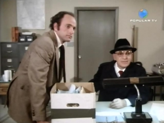 Kojak 5x17 Sin licencia para matar