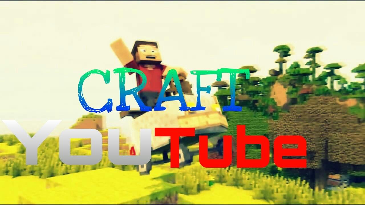 сервер YouTube Craft