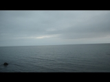 Крым. Гурзуф. Дождь.