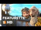 The Little Prince Featurette - Behind the Scenes (2016) - Jeff Bridges, Rachel McAdams Movie HD
