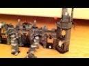 Лего Хоббит битва при Дол Гулдуре 79014. LEGO Hobbit Dol Guldur Battle