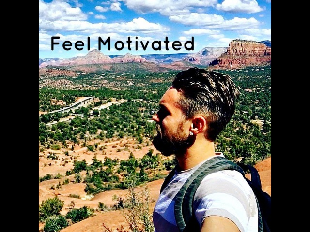 How to Feel More Motivated: My Sedona Trip