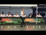 CFWC / junior / Bogdanova Sofia - 1 place, Софьи Богданова - FreeStyle Slalom