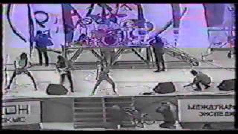 Gorky Park (Николай Носков) live 1988