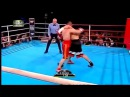 Golovkin Gets Hurt by a bum, Clinches From Buzz - (For Boxing Educational Use)