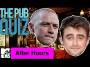 Daniel Radcliffe James McAvoy's Epic Nerd Trivia Face-Off | MTV After Hours with Josh Horowitz
