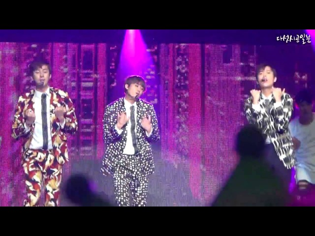 Love like this ❤160813 Double S 301 Ancore Concert [U R MAN IS BACK] :: Love Like This - 허영생, 김규종, 김형준