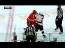 Jordin Tootoo vs Brad Malone Dec 3 2015