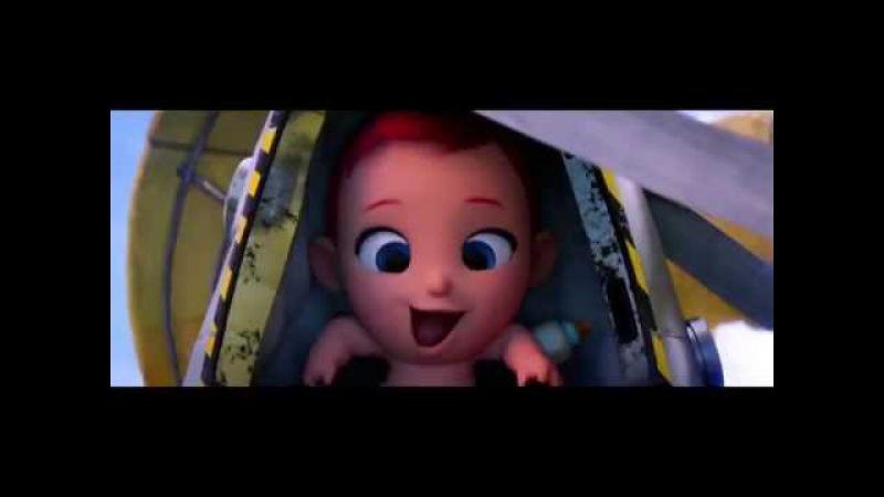 Аисты (2016) Официальный русский трейлер мультфильма (HD)